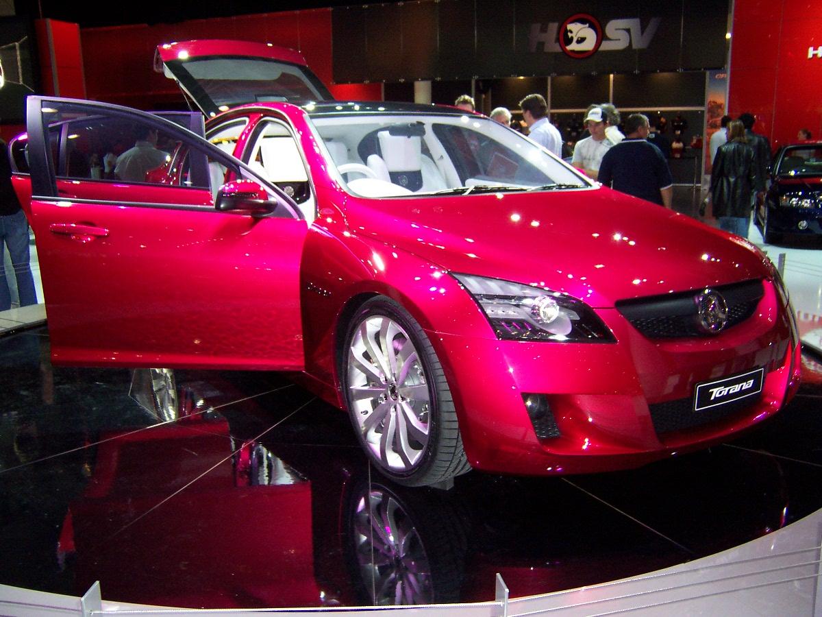 Holden torana concept car