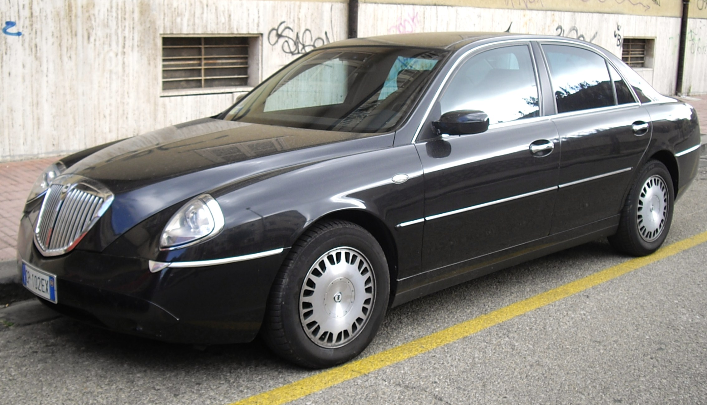 barre portatutto lancia thesis vendo