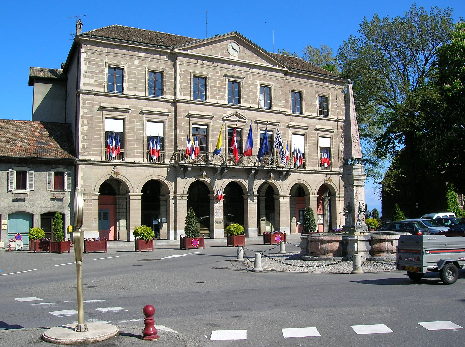 Thonon les bains wikiwand for Hotel des grands bains