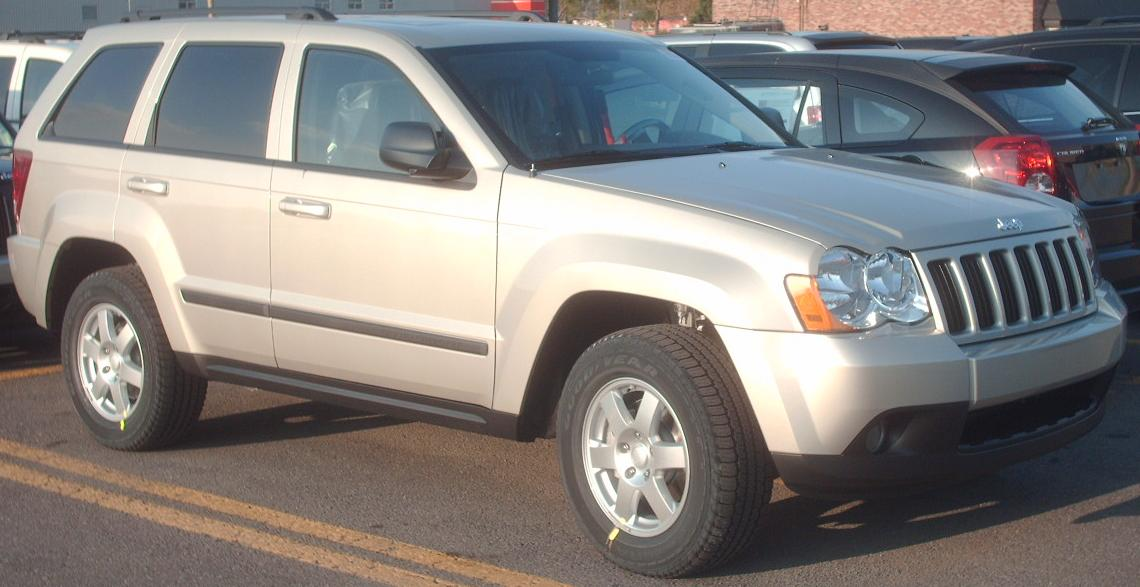 File 2007 Jeep Grand Cherokee Jpg Wikimedia Commons