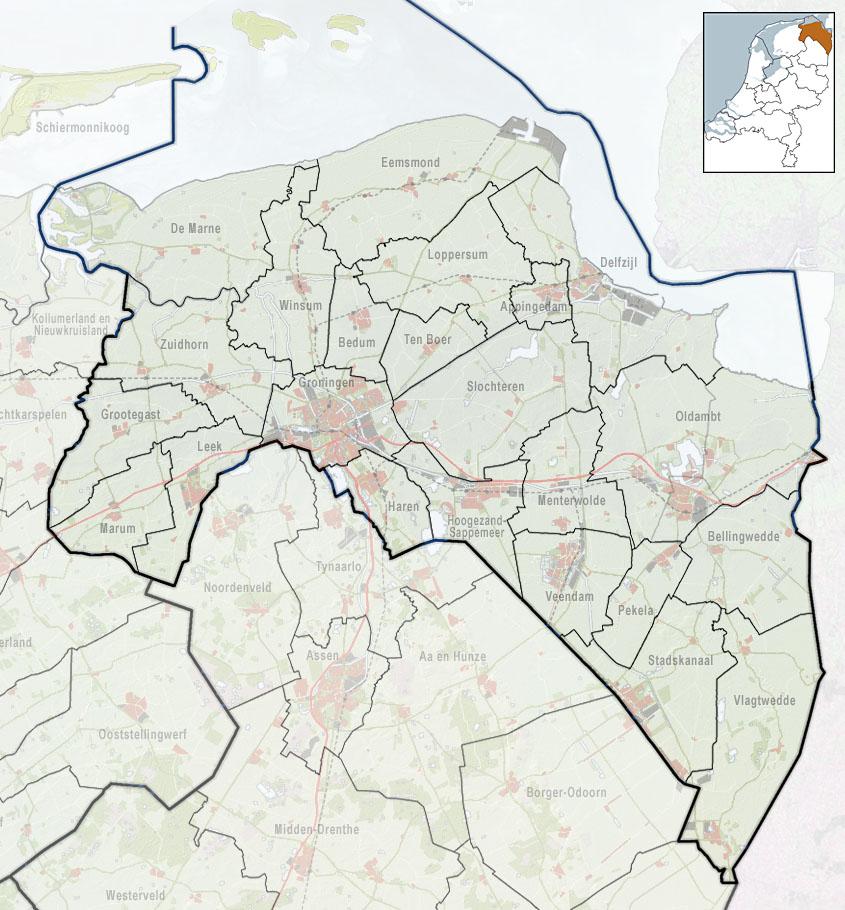 Laude, Groningen - Wikipedia on
