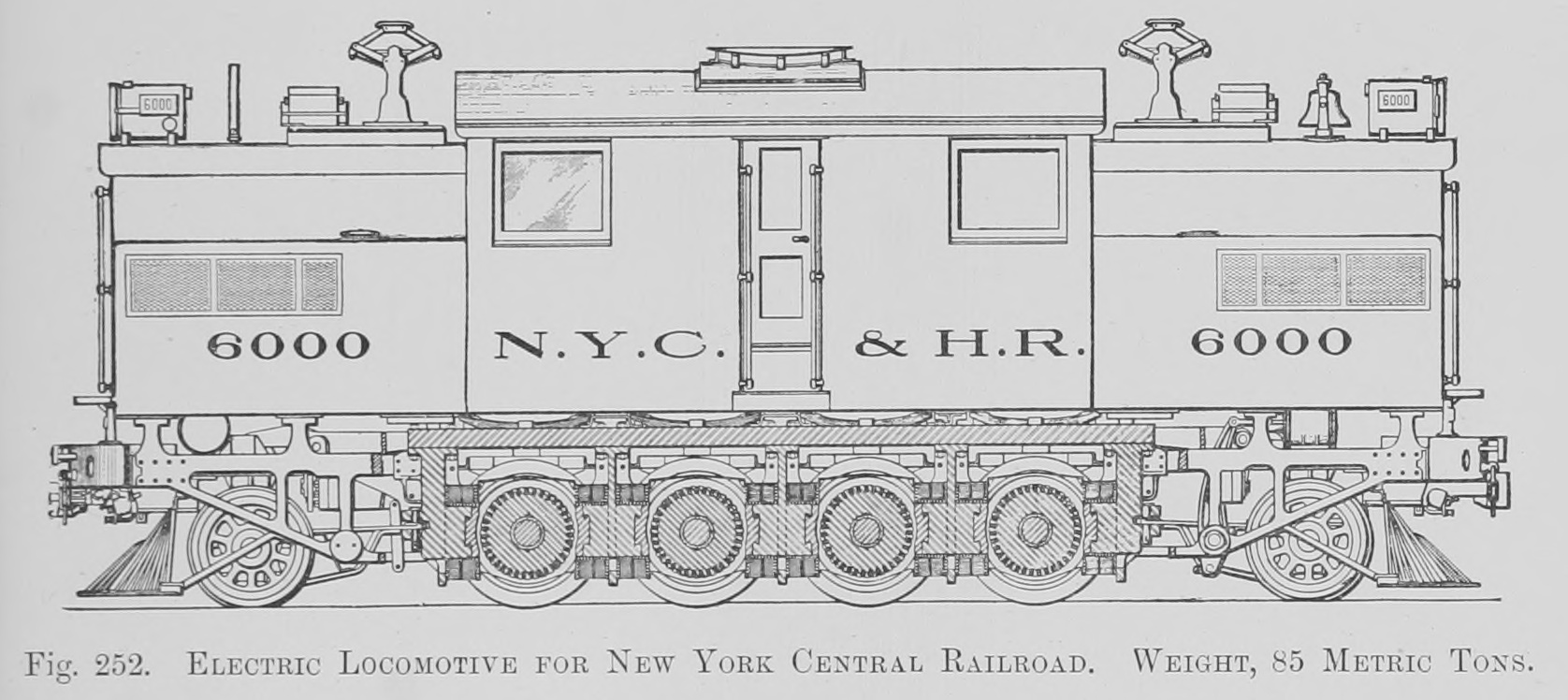 file 252  electric locomotive for new york central railroad  weight  85 metric tons jpg