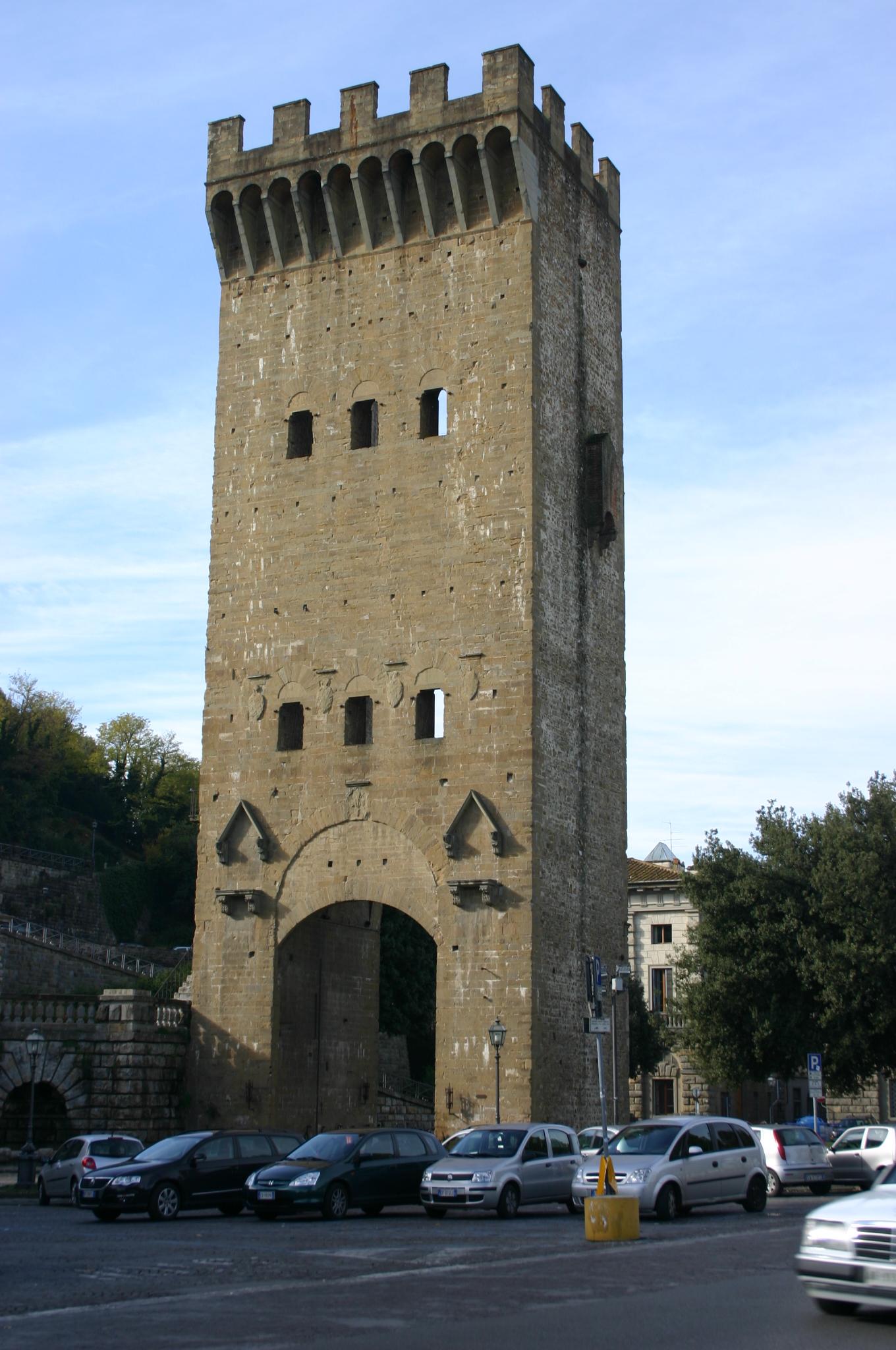 Tower Of San Niccol 242 Florence Wikipedia