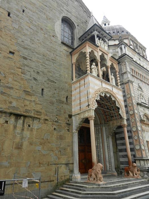 Santa Maria Maggiore à Bergame