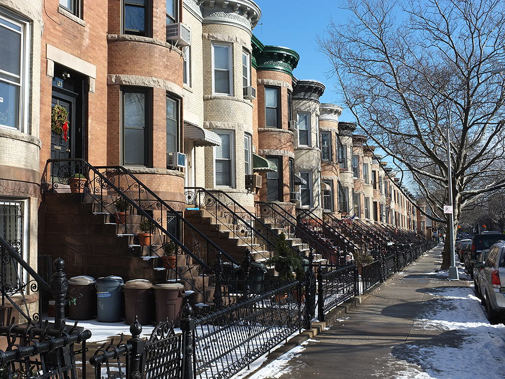Brooklyn now only 210 from being as expensive as for Buying a house in brooklyn