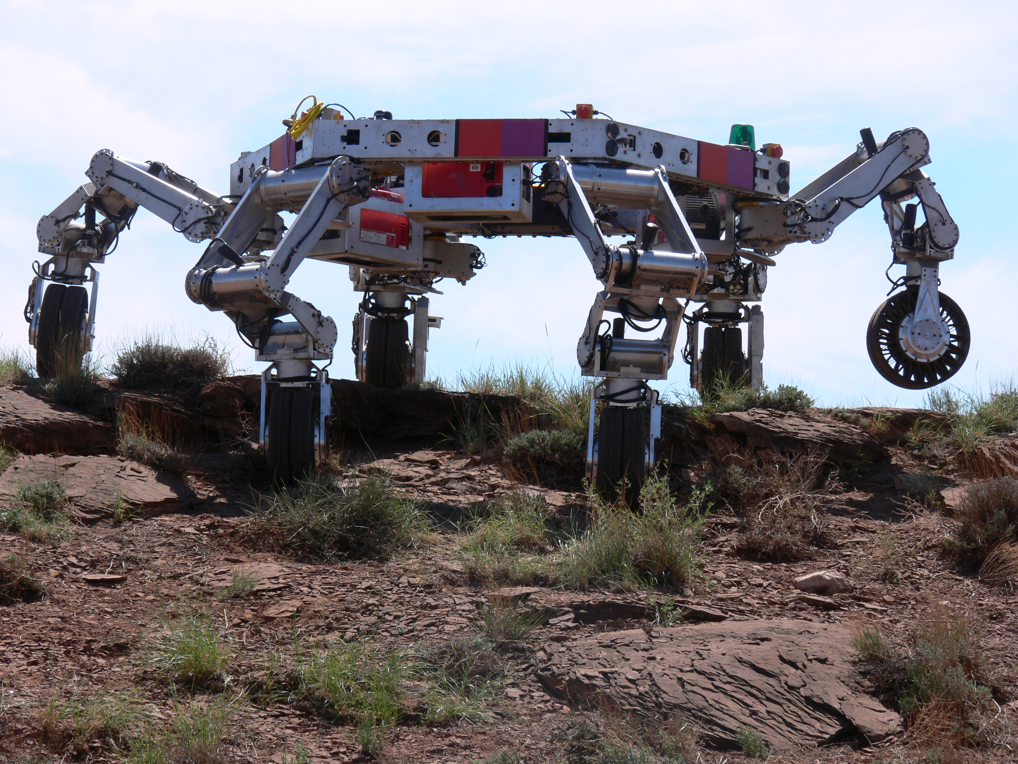 robot from nasa - photo #37