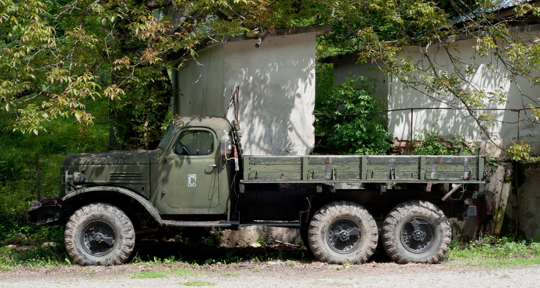 Zil 157 on Pinterest | Soviet ...