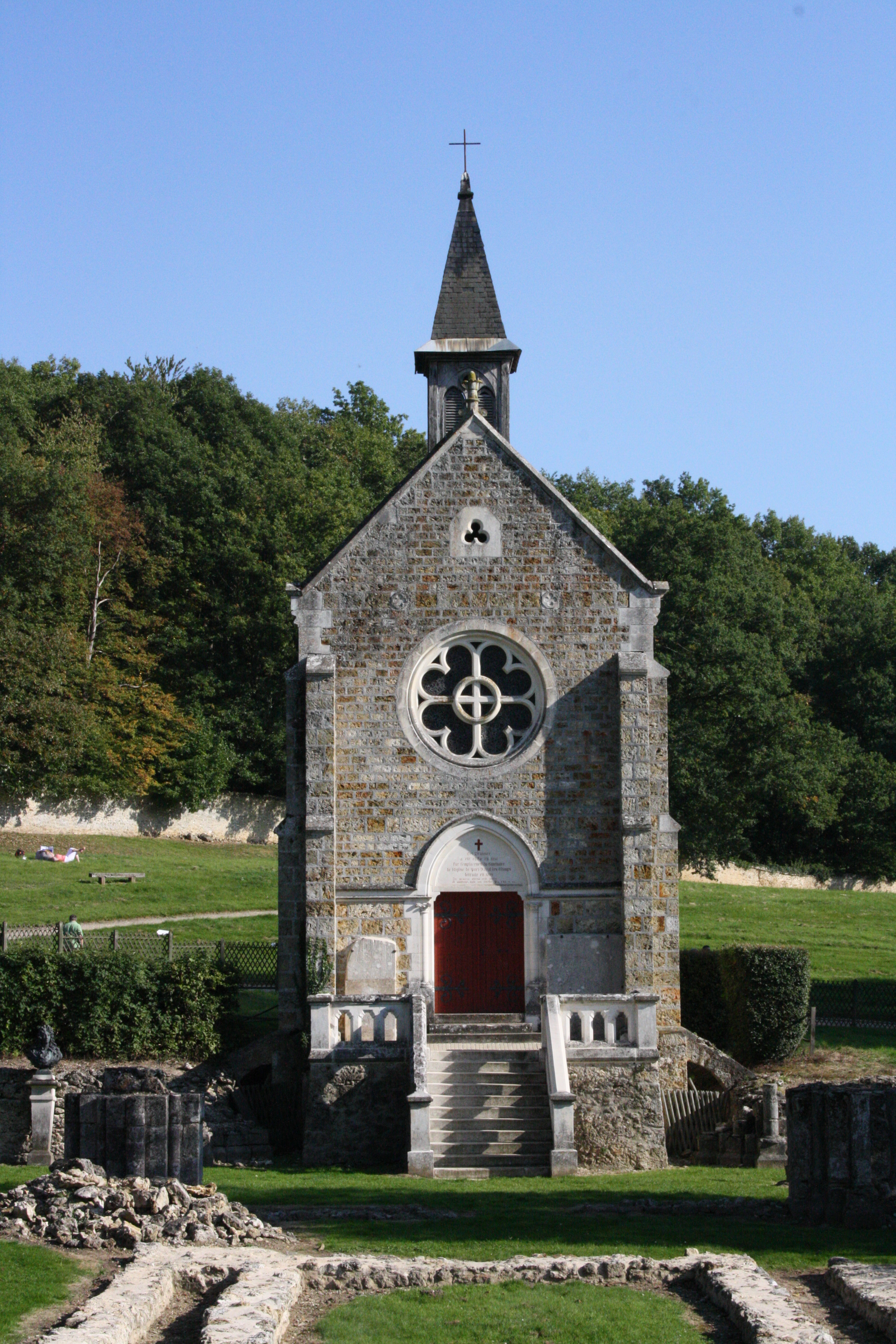 File Abbaye De Port Royal Des Champs En Octobre 2011 24 Jpg
