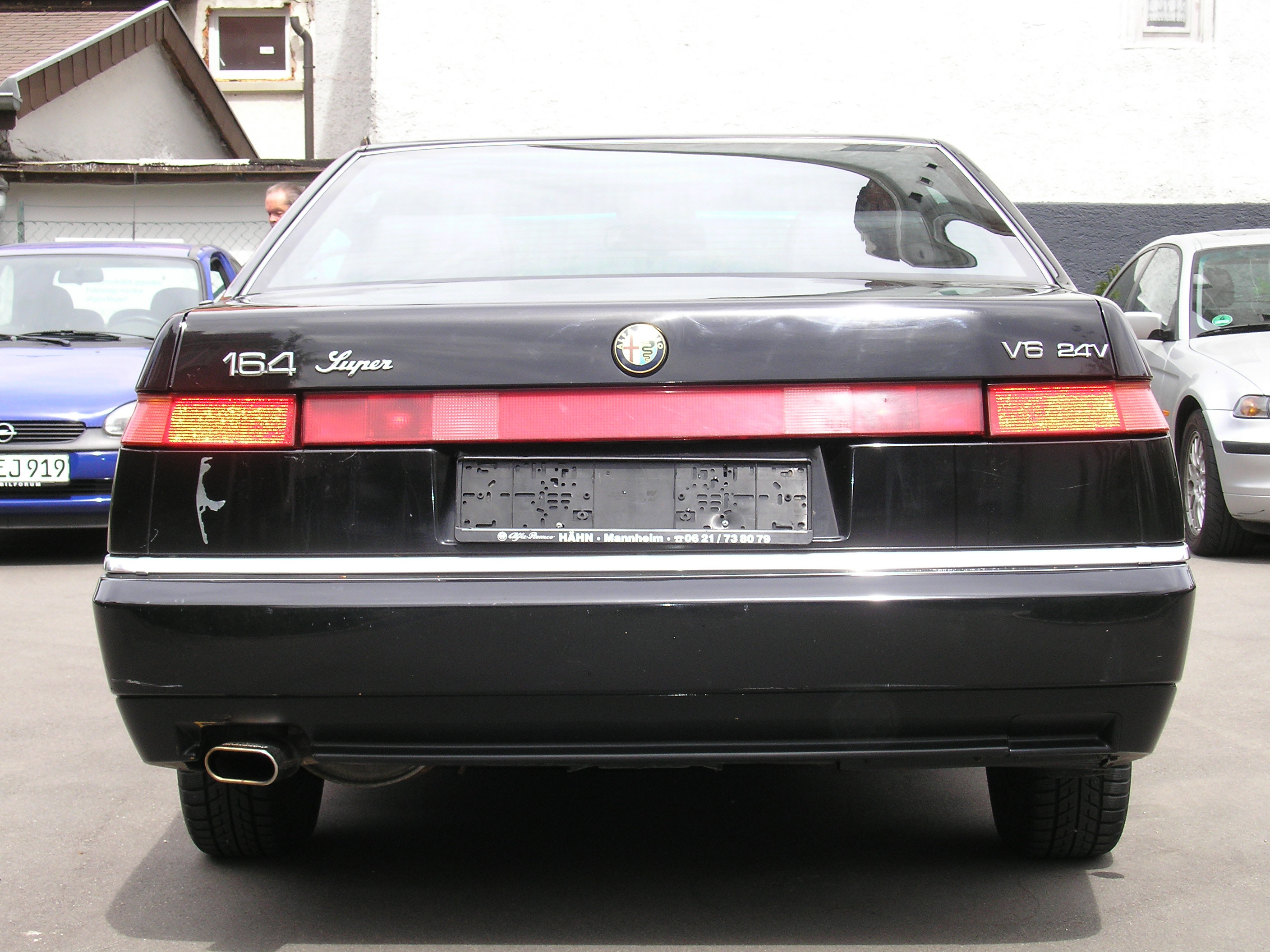 File:Alfa Romeo 164 1.jpg - Wikimedia Commons