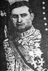 Ali Soheili Prime Minister of Iran