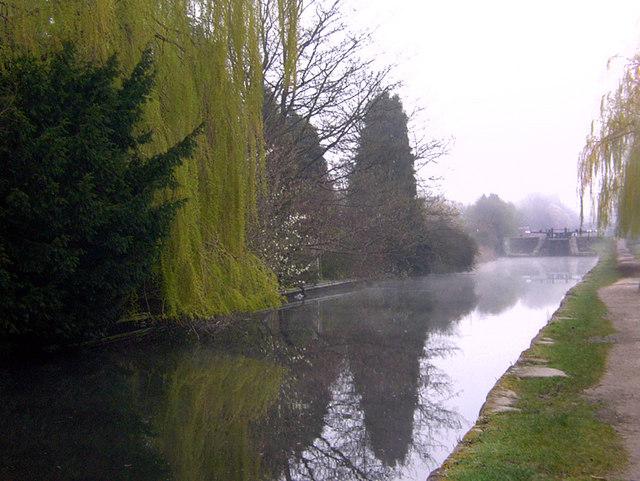 Ashton Canal - geograph.org.uk - 389356
