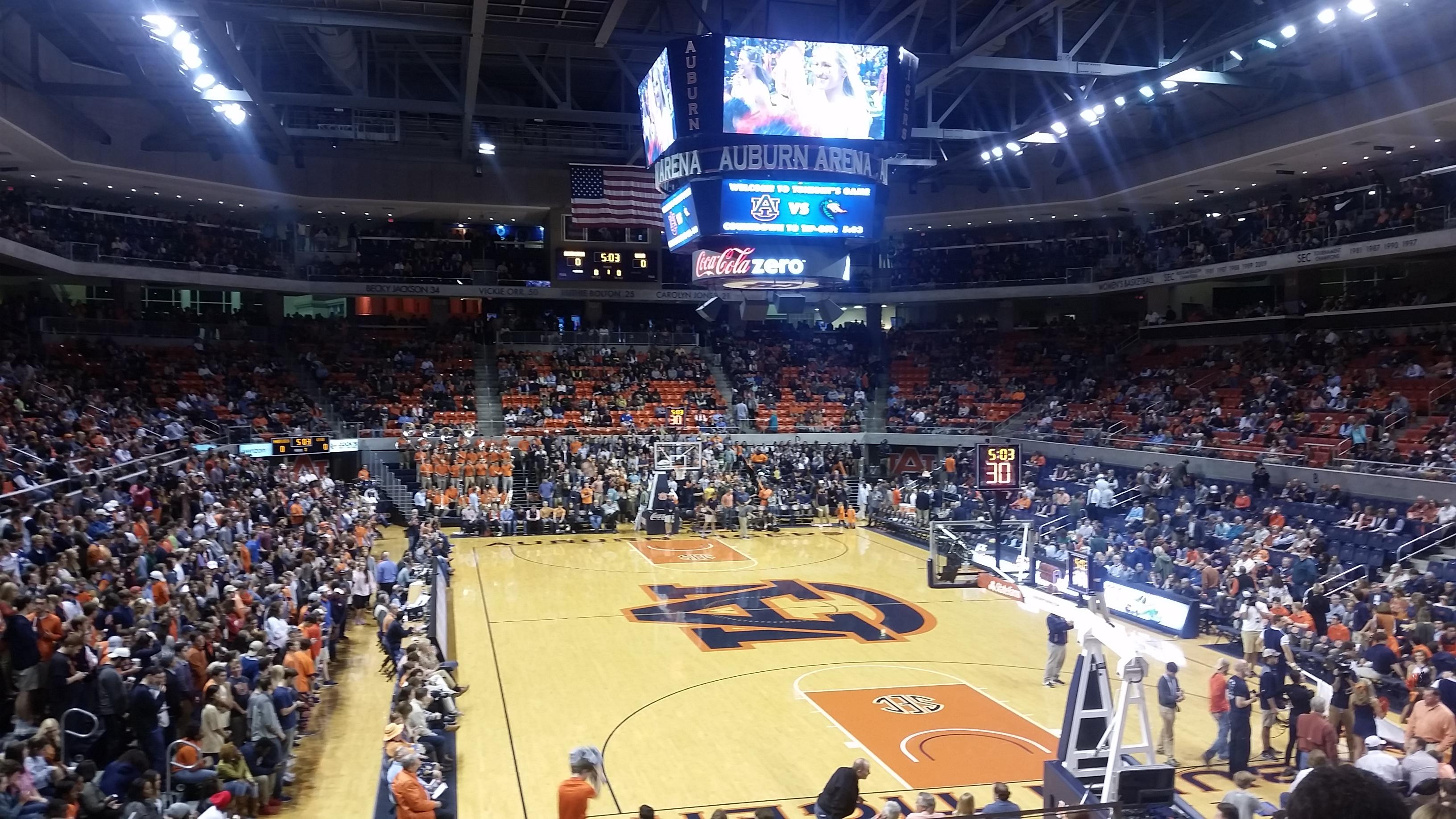 Bryce Brown Auburn Tigers Final Four Basketball Jersey - Navy