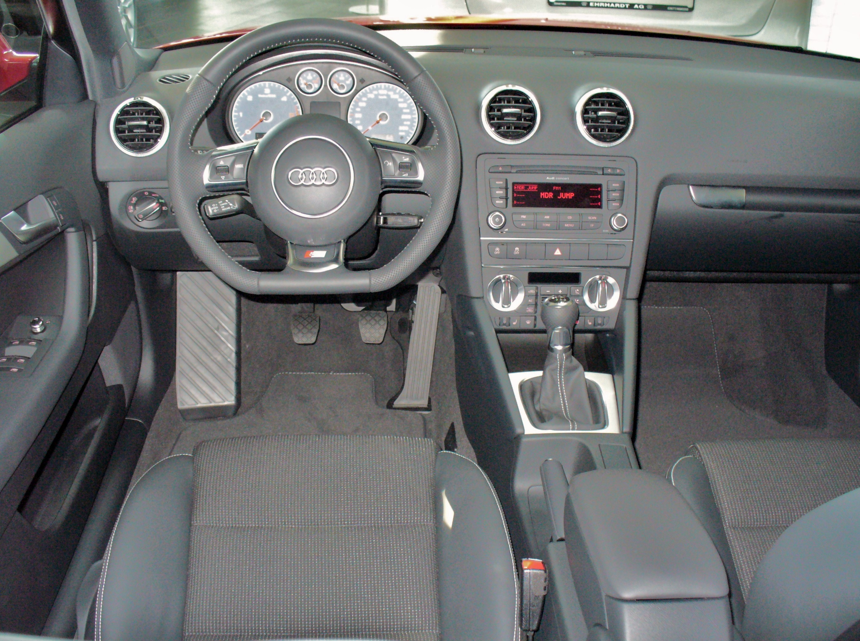 file audi a3 sportback s line 2 0 tdi quattro misanorot interieur jpg wikimedia commons. Black Bedroom Furniture Sets. Home Design Ideas