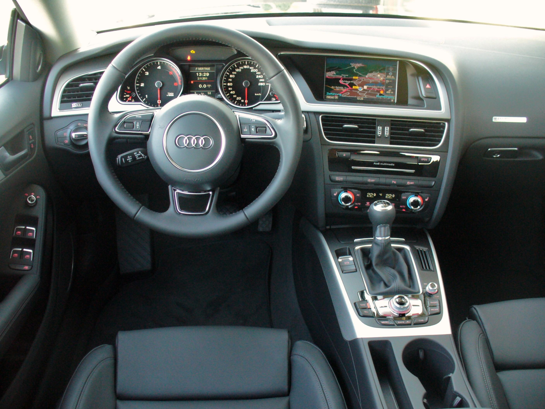 Interieur audi  Datei:Audi A5 Sportback 2.0 TDI Teakbraun Facelift Interieur.JPG ...