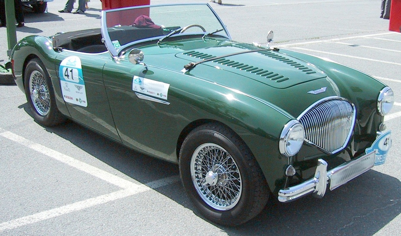 Healey Used Cars Vails Gate