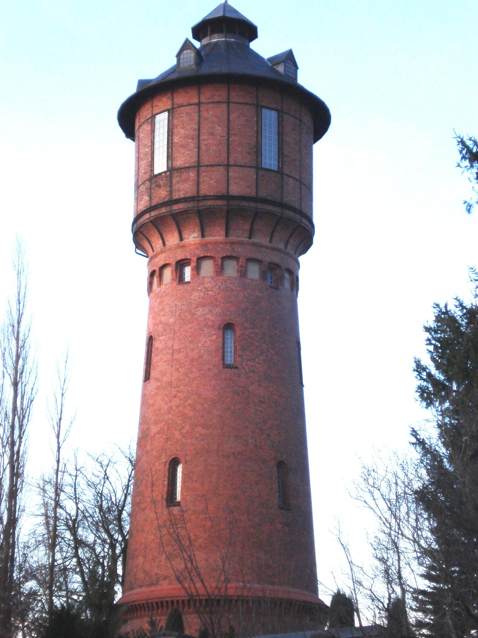 Wasserturm Bad Schwartau