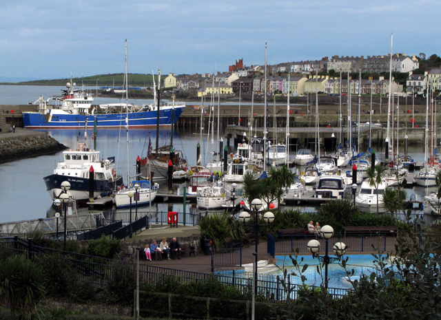 File:Bangor marina and harbour - geograph.org.uk - 980296.jpg