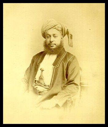 Barghash bin Said, Sultan of Zanzibar 1870-1888