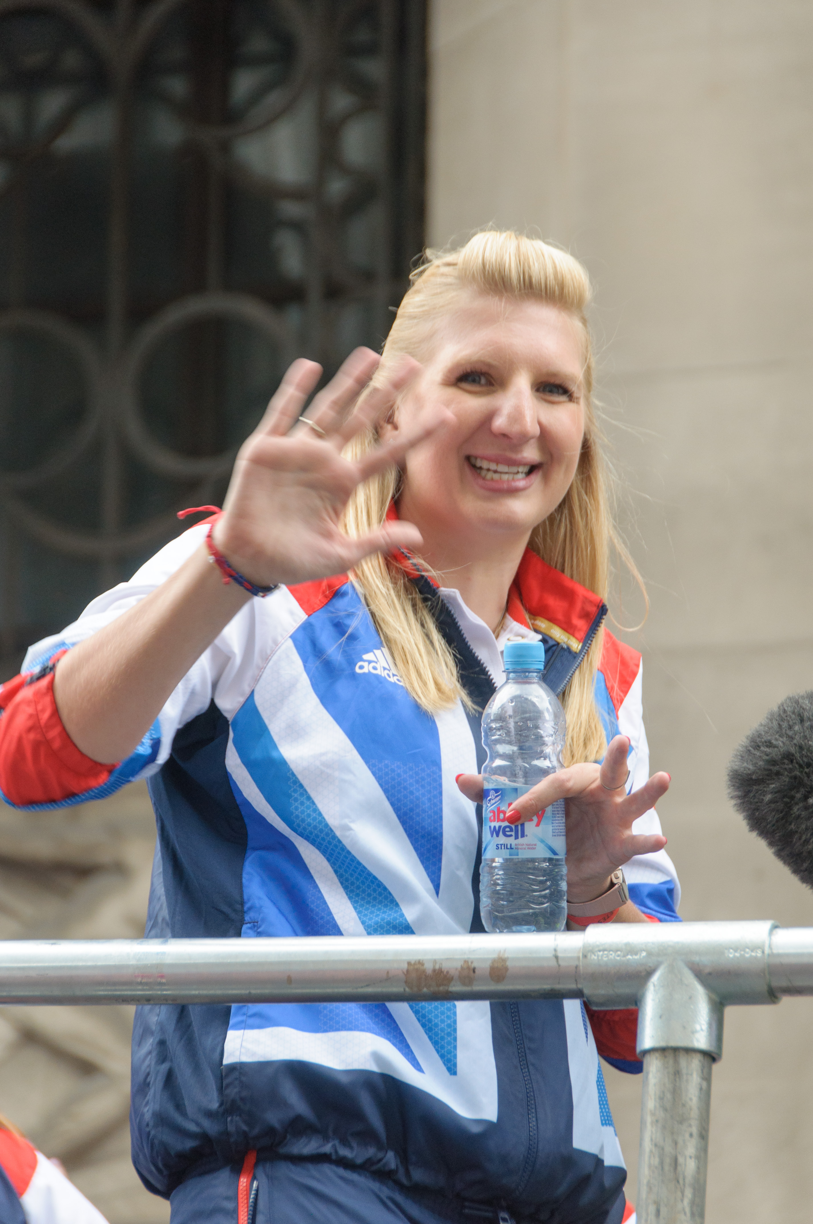 Rebecca Adlington 4 Olympic medals