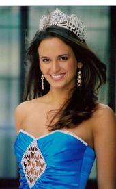 Jena Sims, Miss Georgia Teen USA 2007