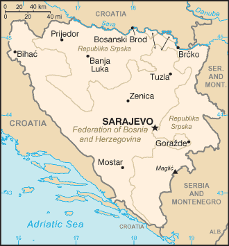 Bosnia and Herzegovina-CIA WFB Map (2004).png