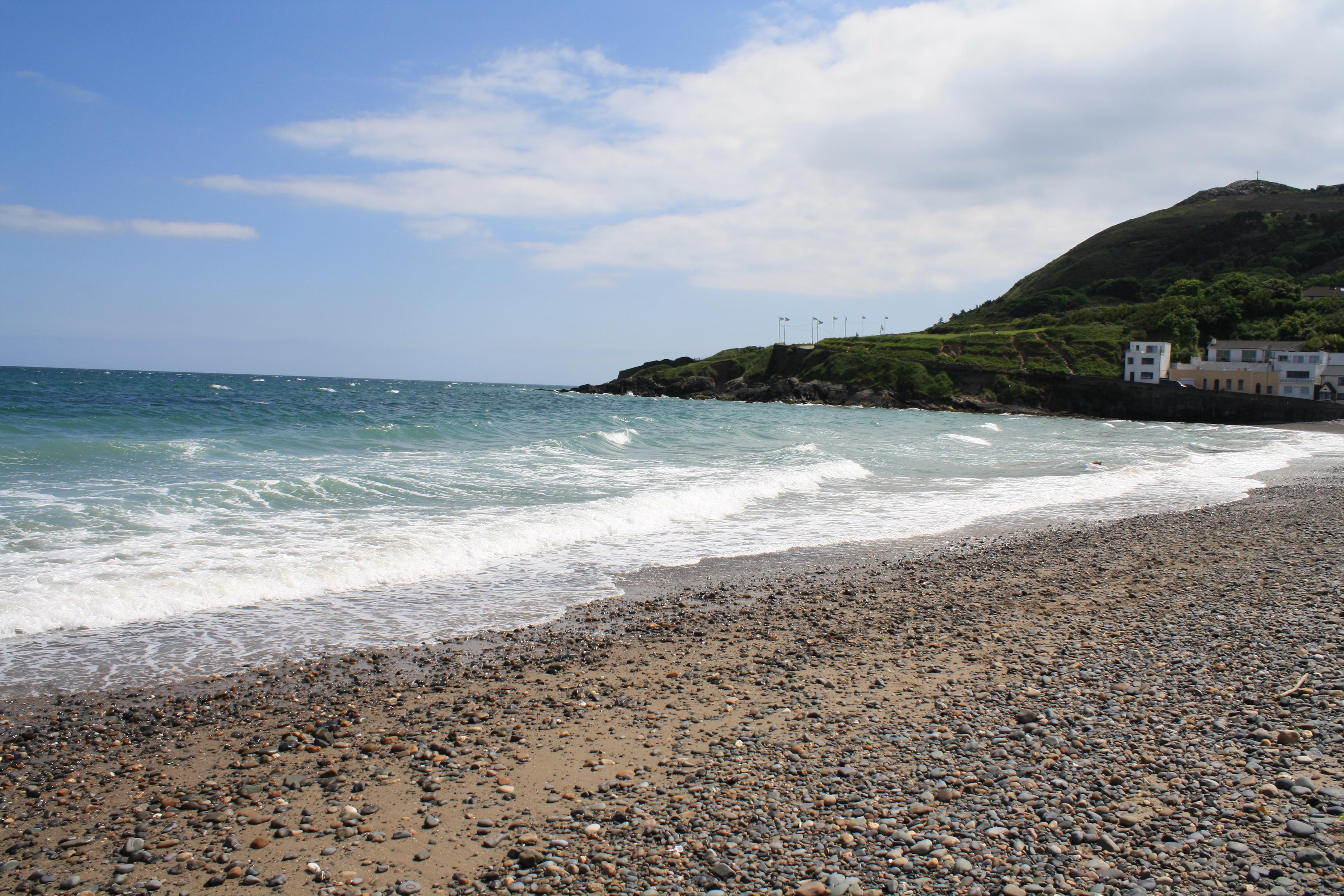 Undiscovered Ireland, Bray, tonyshirley.co.ukw - My Ireland Tour