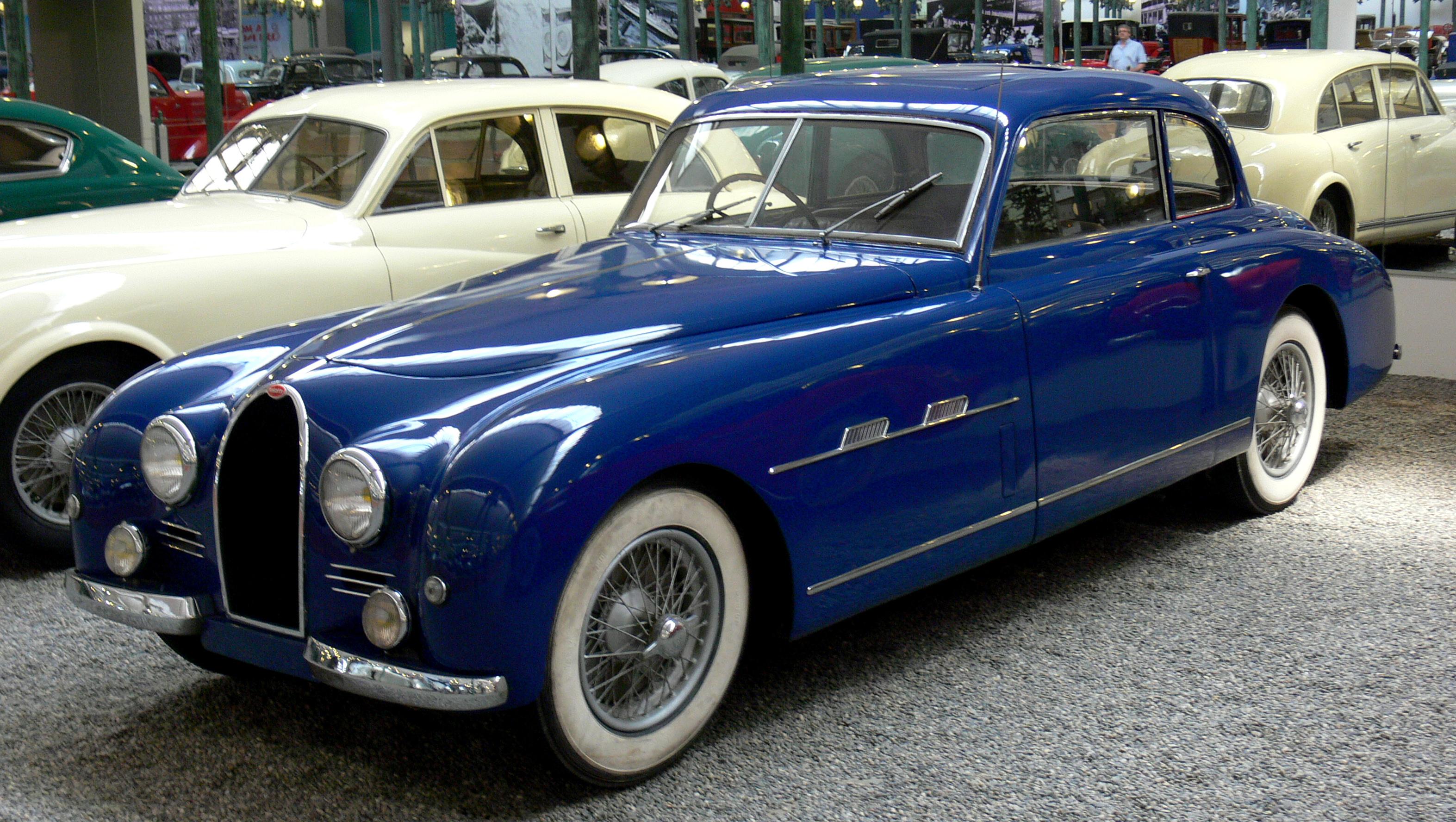 File Bugatti Type 101 Jpg Wikimedia Commons