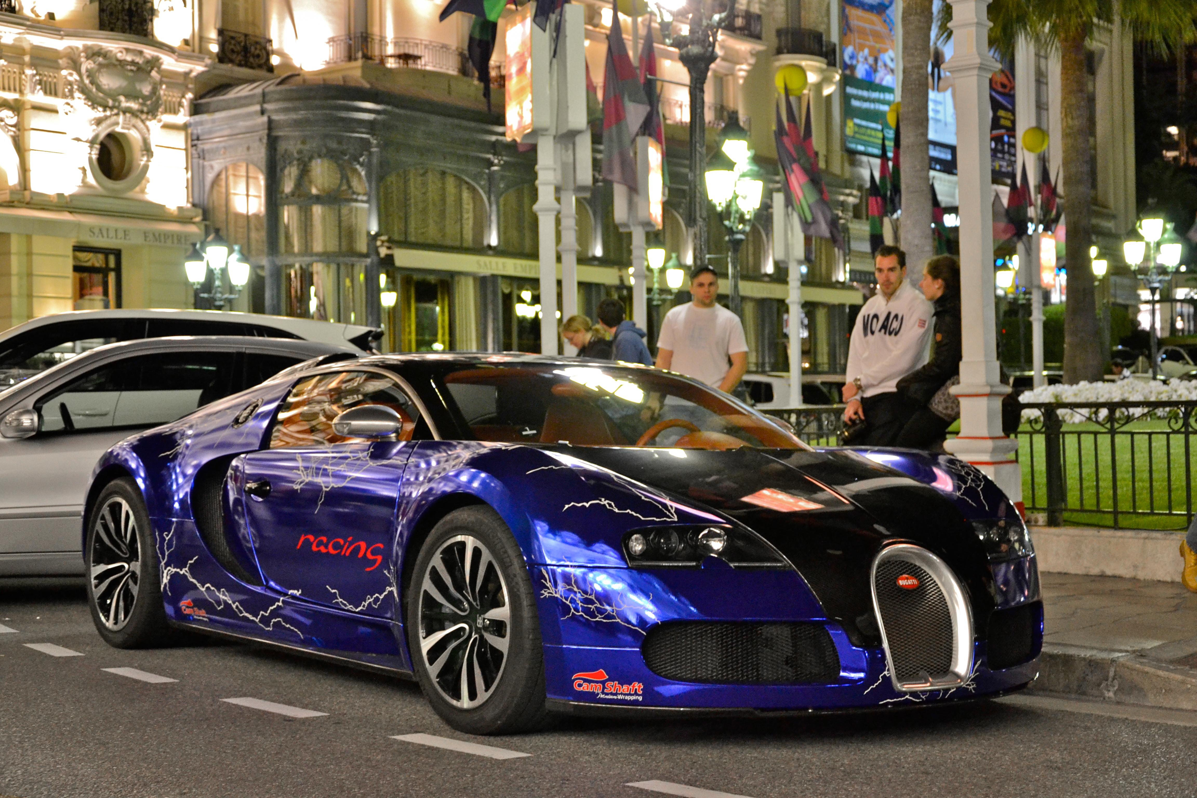 File:Bugatti Veyron Sang Noir - Flickr - Alexandre Prévot