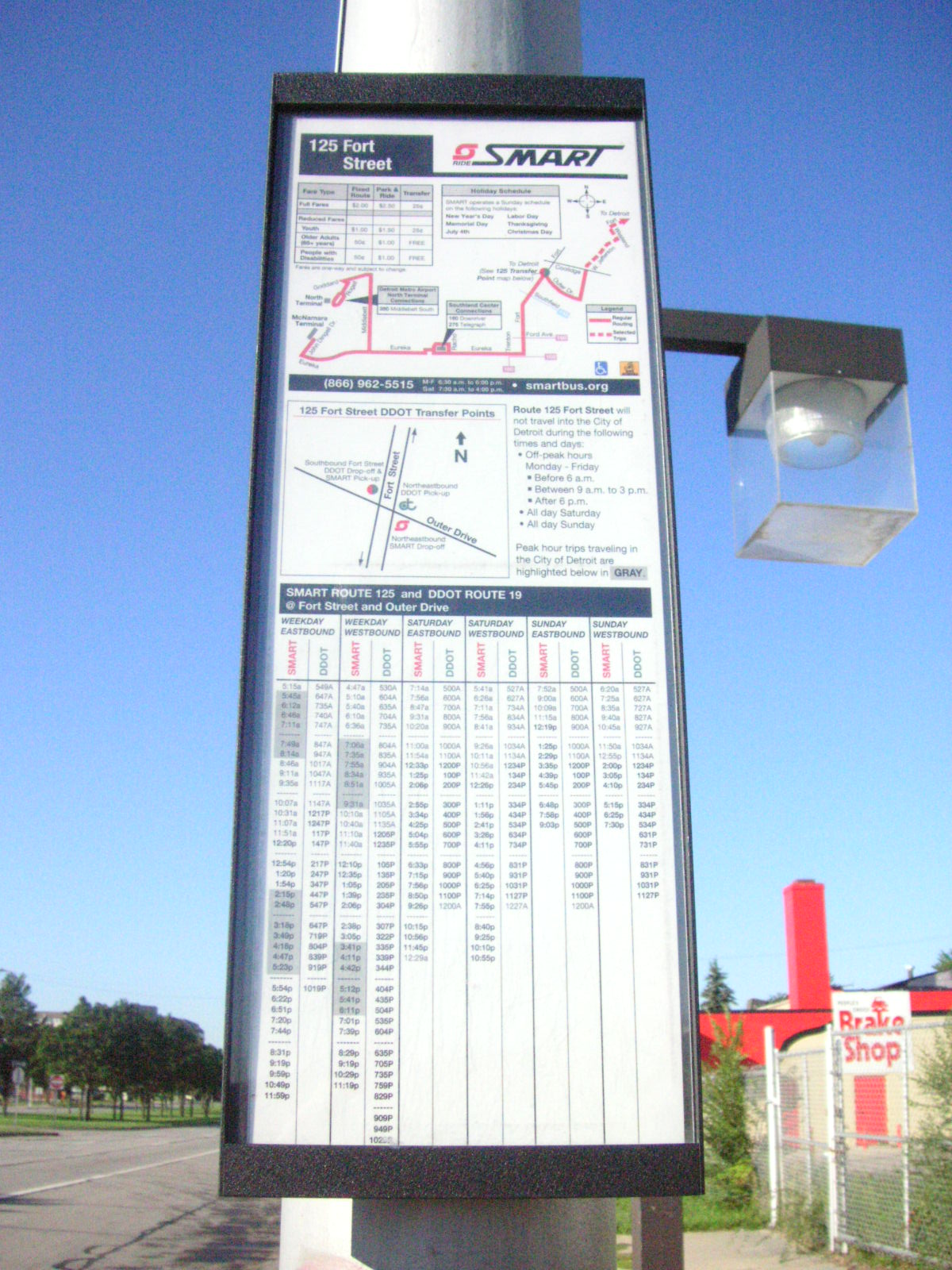 file:bus schedule for route 125 of smart bus - panoramio