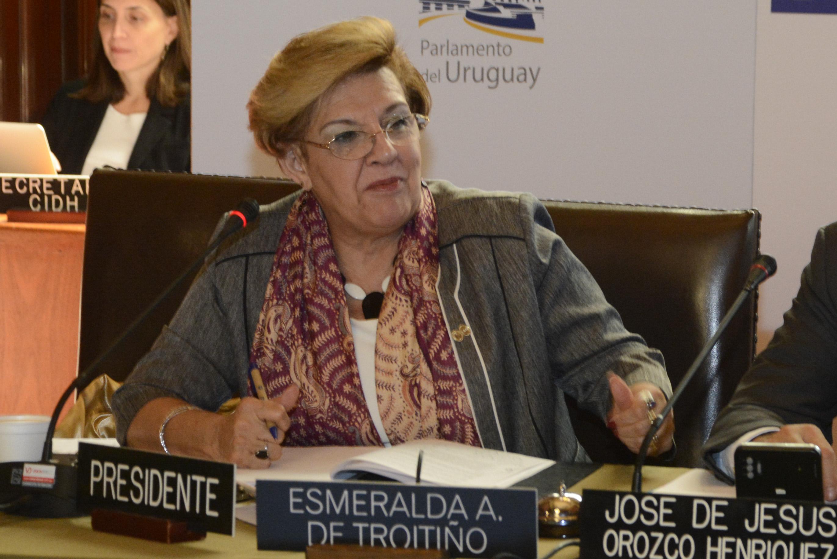 Veja o que saiu no Migalhas sobre Esmeralda Arosemena de Troitiño