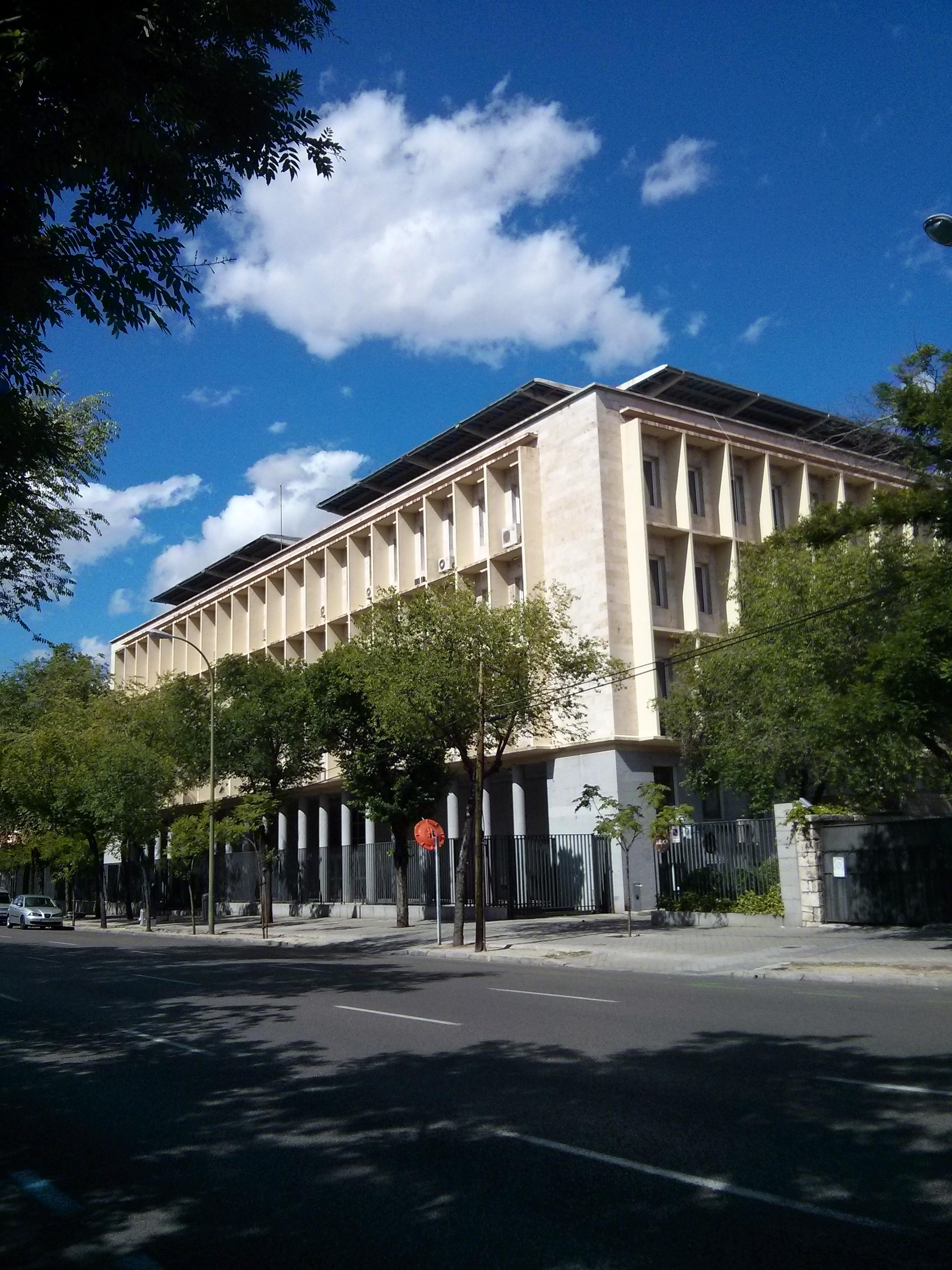 Archivo calle serrano 150 wikipedia la - Calle serrano 55 madrid ...