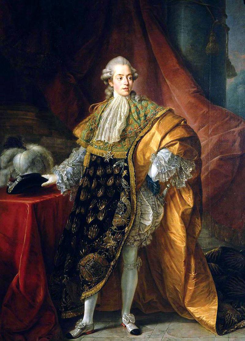 Fichier:Callet - Charles-Philippe de France, comte d'Artois (futur ...