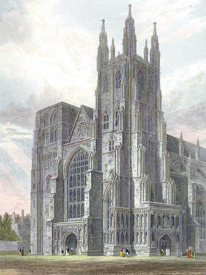 Canterbury Cathedral Choir - Canterbury Cathedral Choir Sings ...