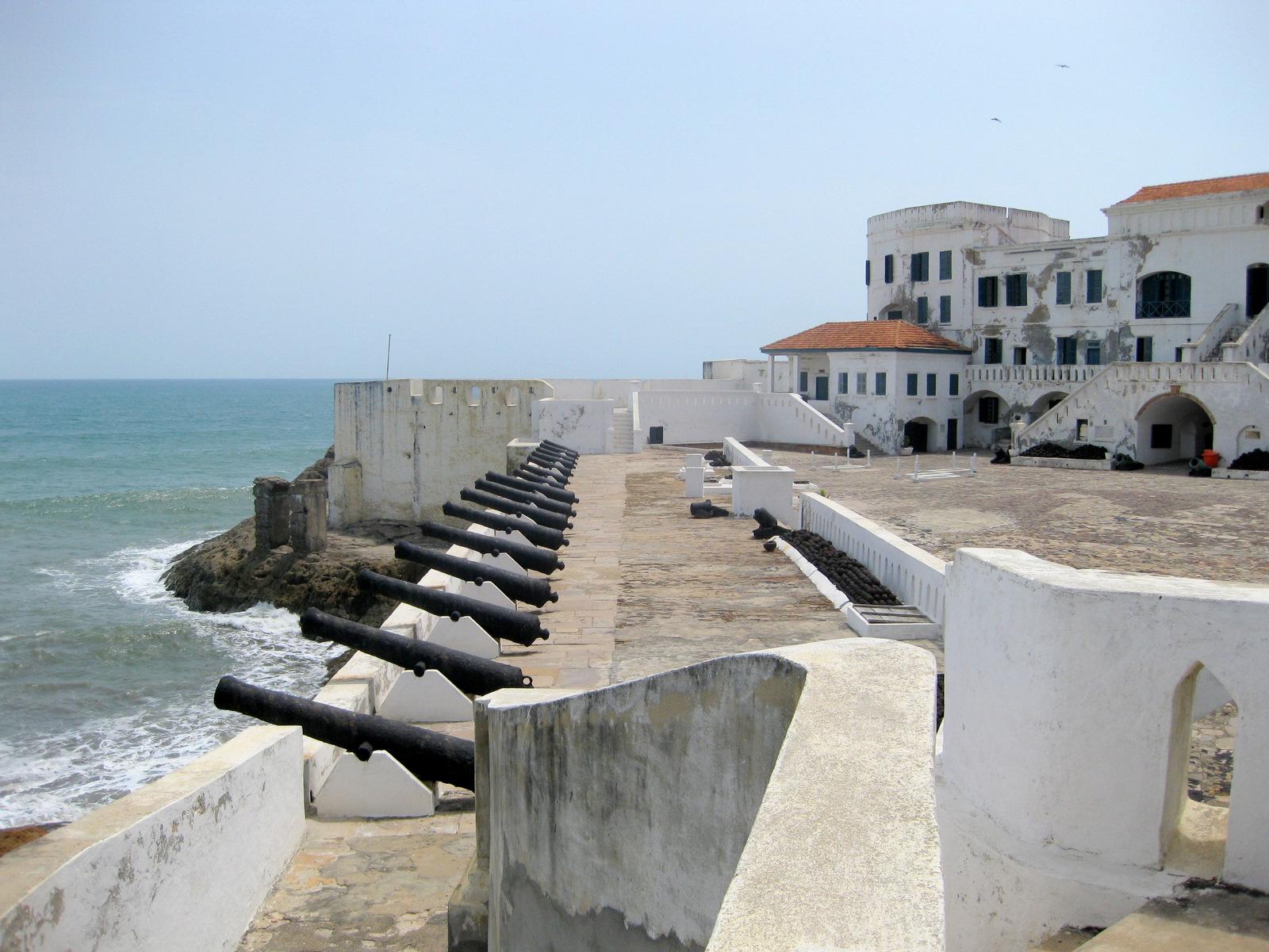 Cape Coast Ghana  City new picture : Cape Coast Castle, Cape Coast, Ghana