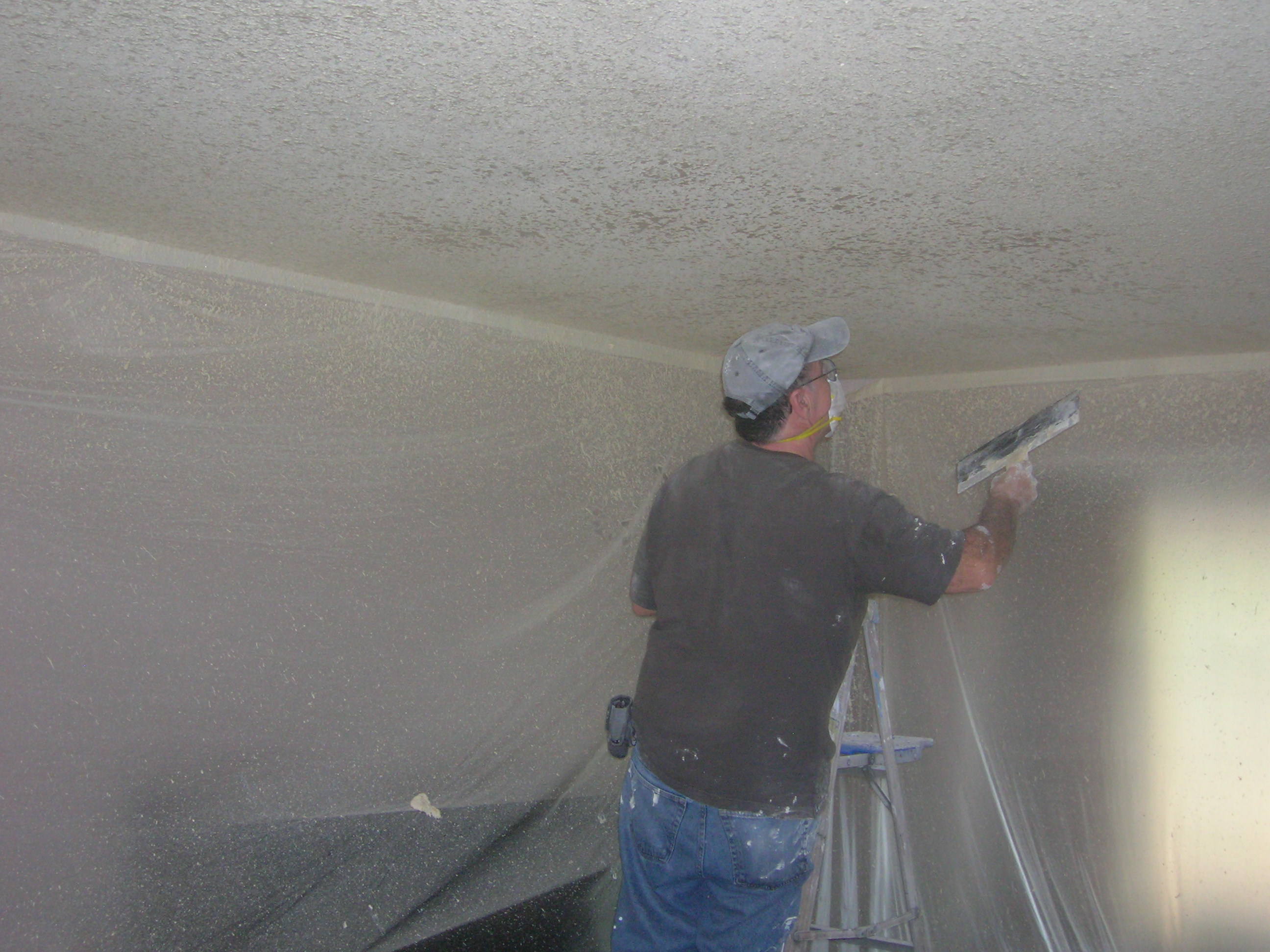 companies framing commercial lighting steel interiors effect and drywall contractors stud drywallers repair ceiling in