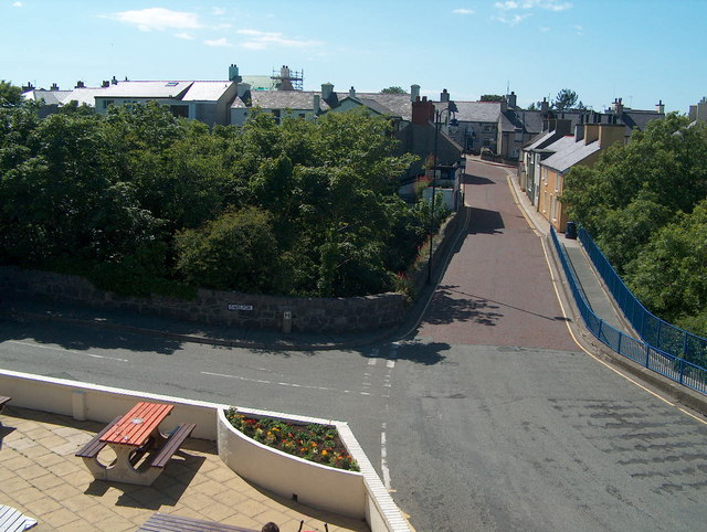 Cemaes Bay Village - geograph.org.uk - 908588