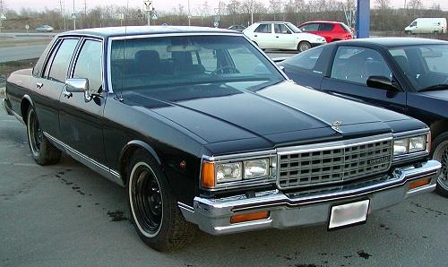 File Chevrolet Caprice Classic Wikipedia