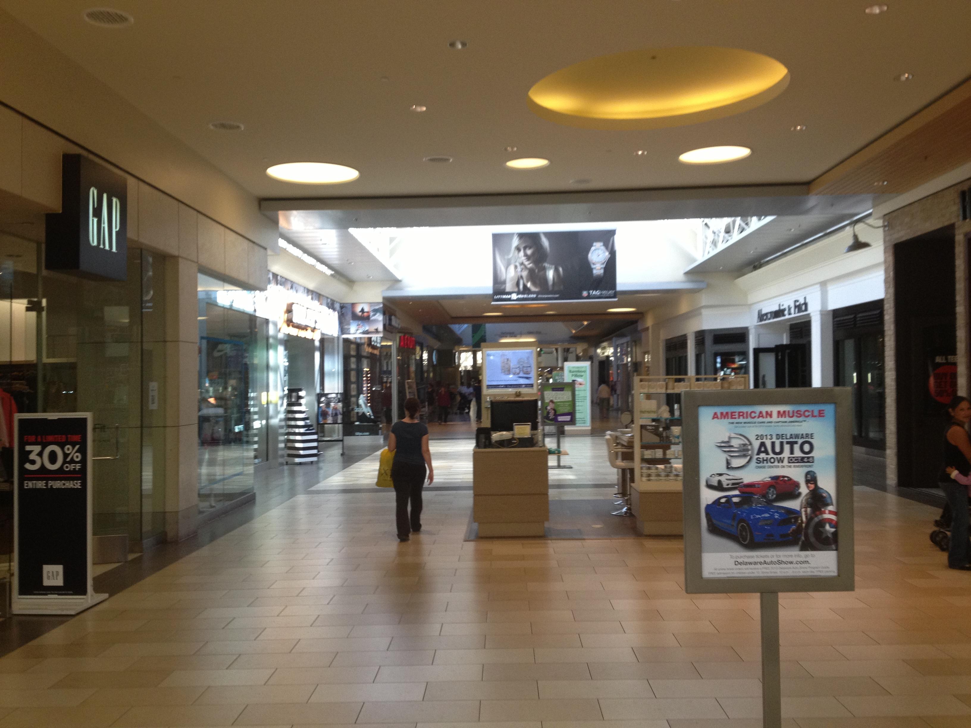 Time Change Beachwood Mall
