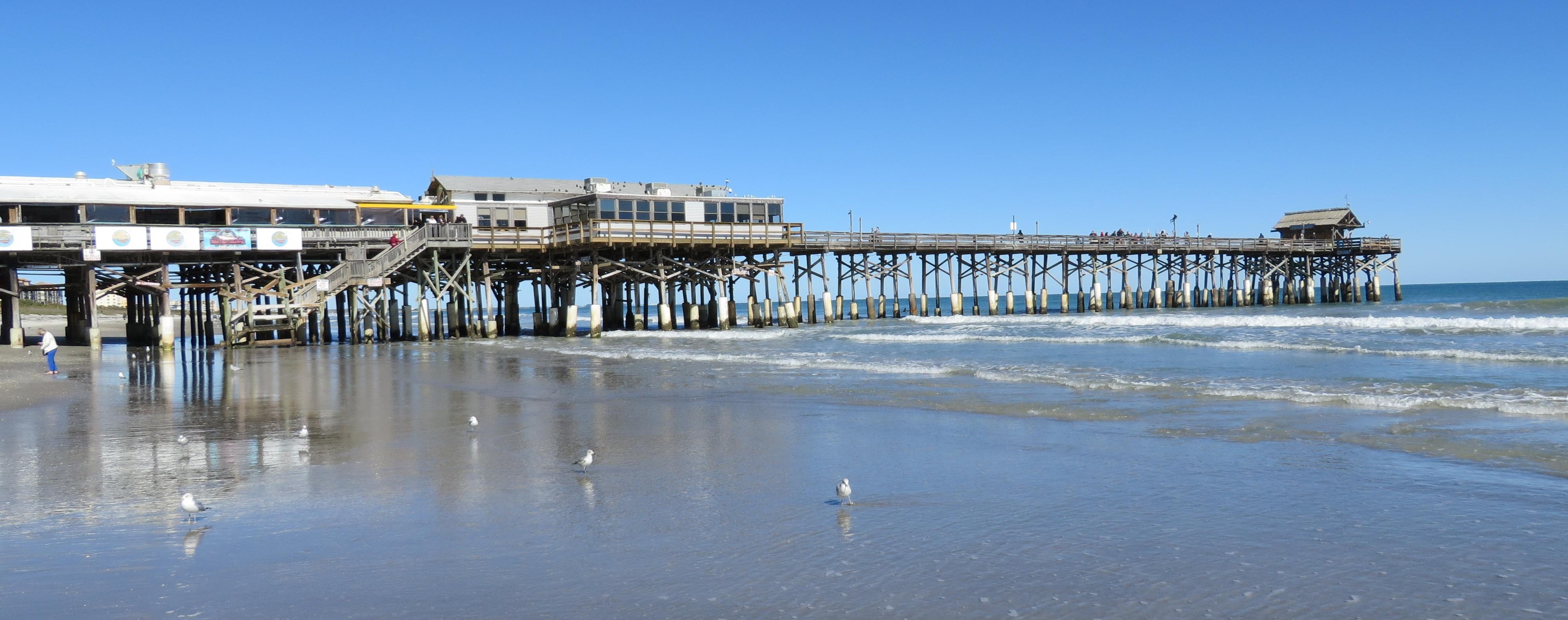 Public Beach Cocoa Beach Fl