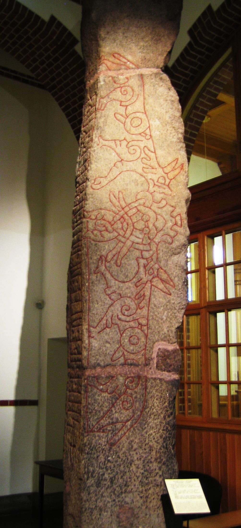 Side By Sides >> Lund 1 Runestone - Wikipedia