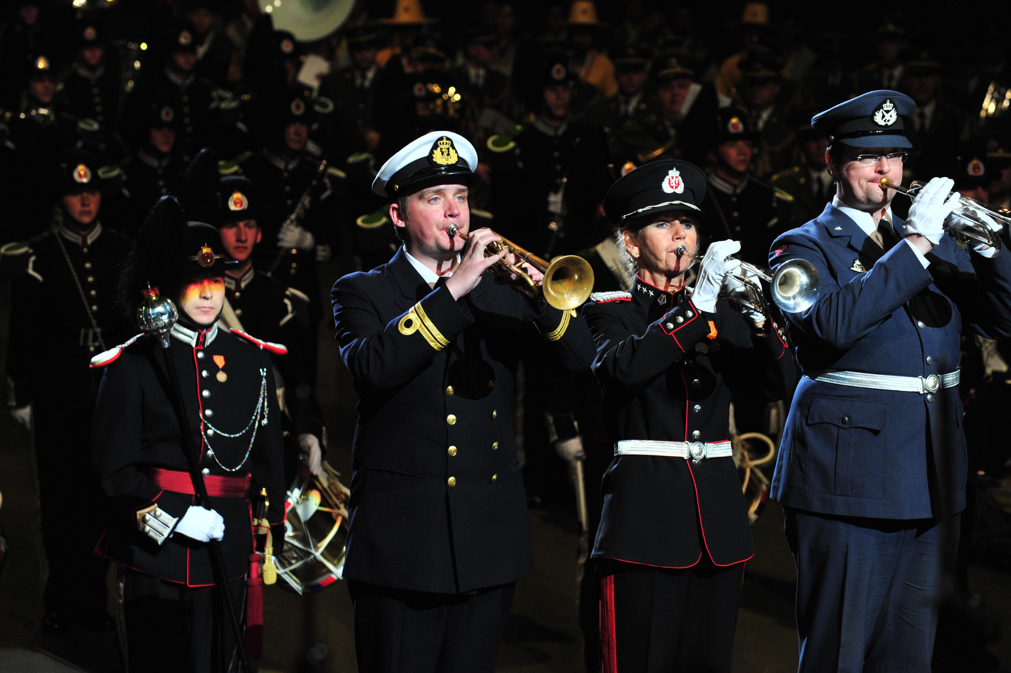 Forsvarets musikk - Wikipedia