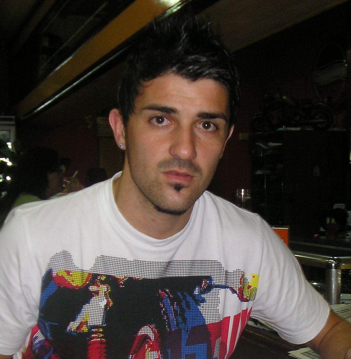 David Villa Vikipediya