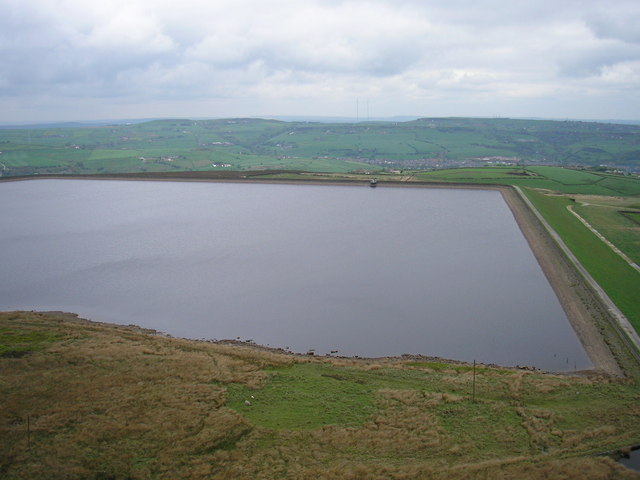 Deer Hill Reservoir - geograph.org.uk - 171658