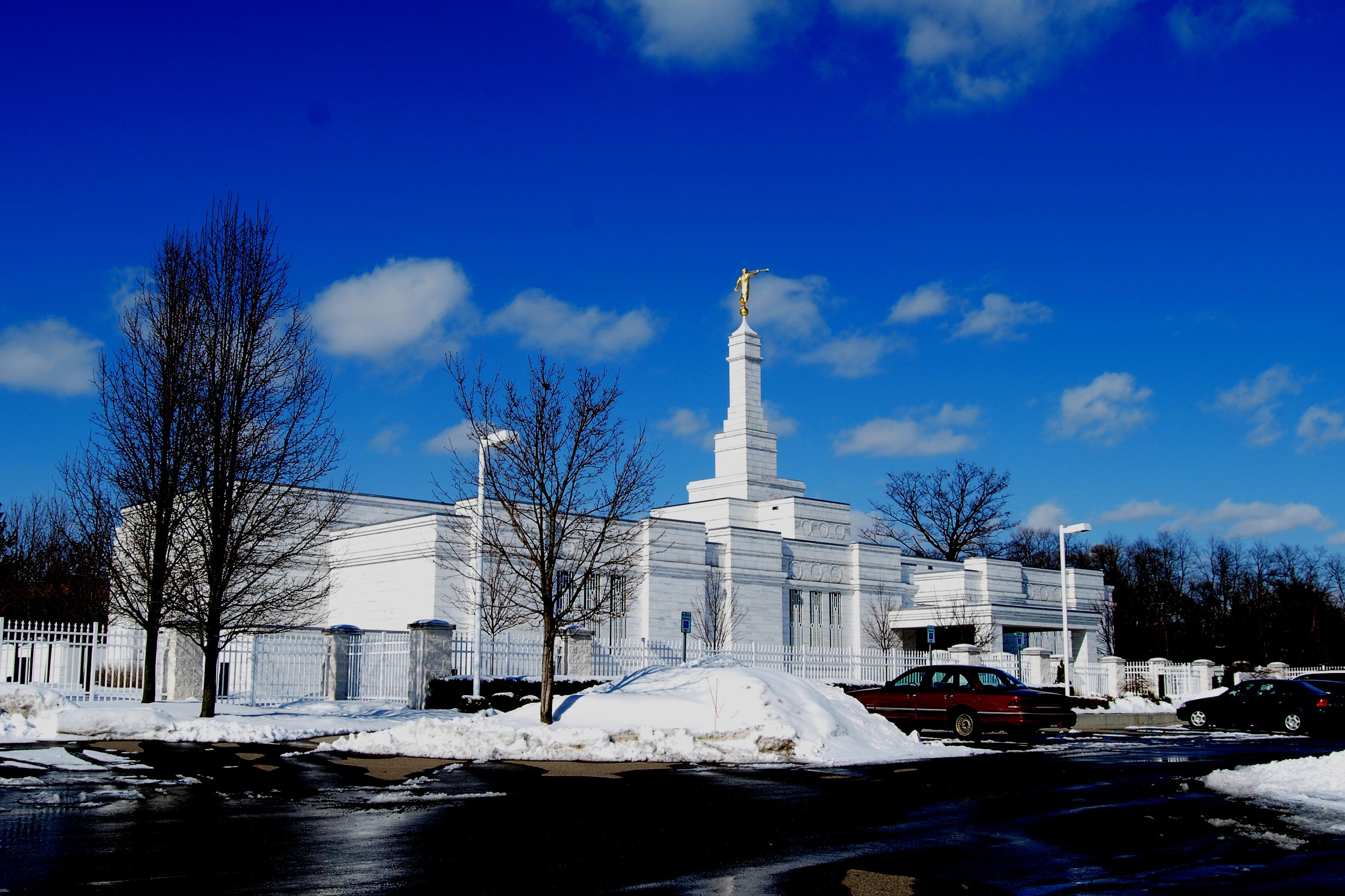 The Church of Jesus Christ of Latter-day Saints in Michigan - Wikipedia