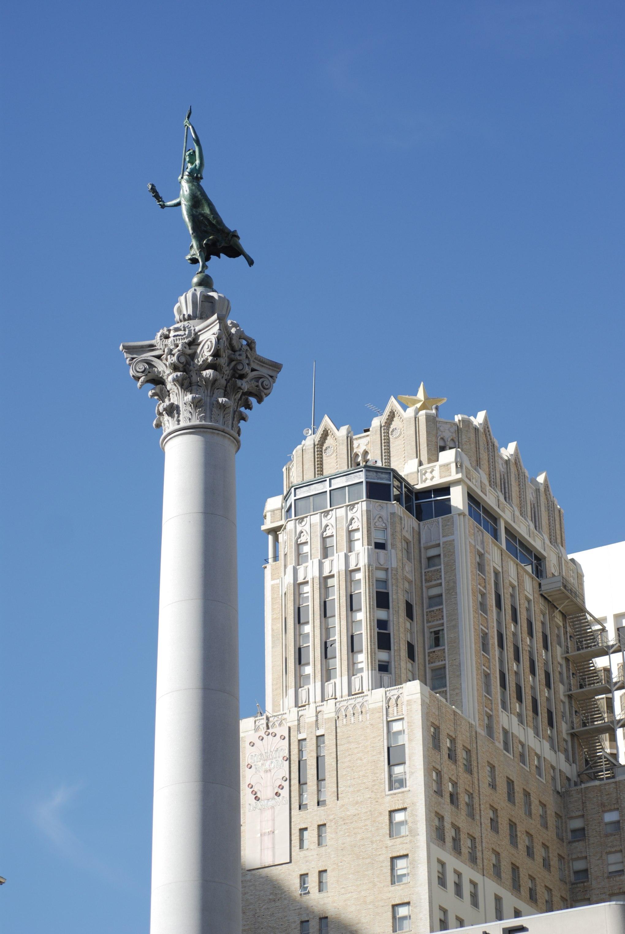 File Dewey Monument San Francisco Jpg Wikimedia Commons
