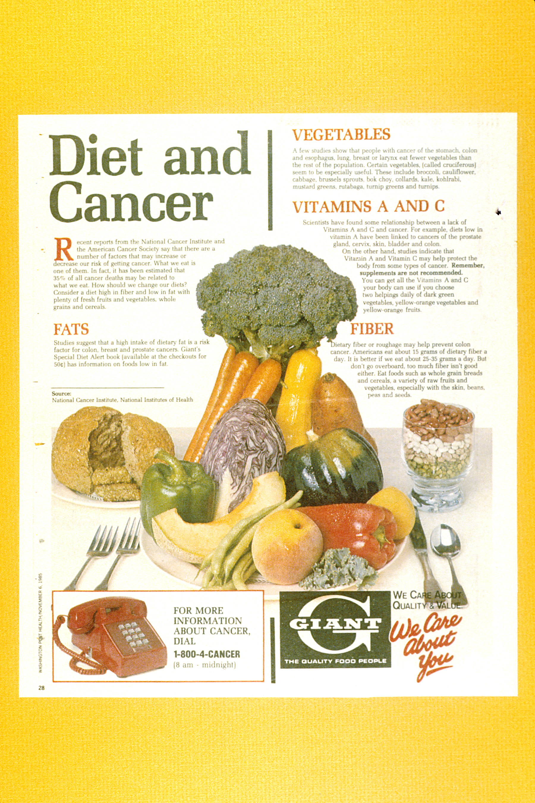Dietary choices to help prevent breast cancer