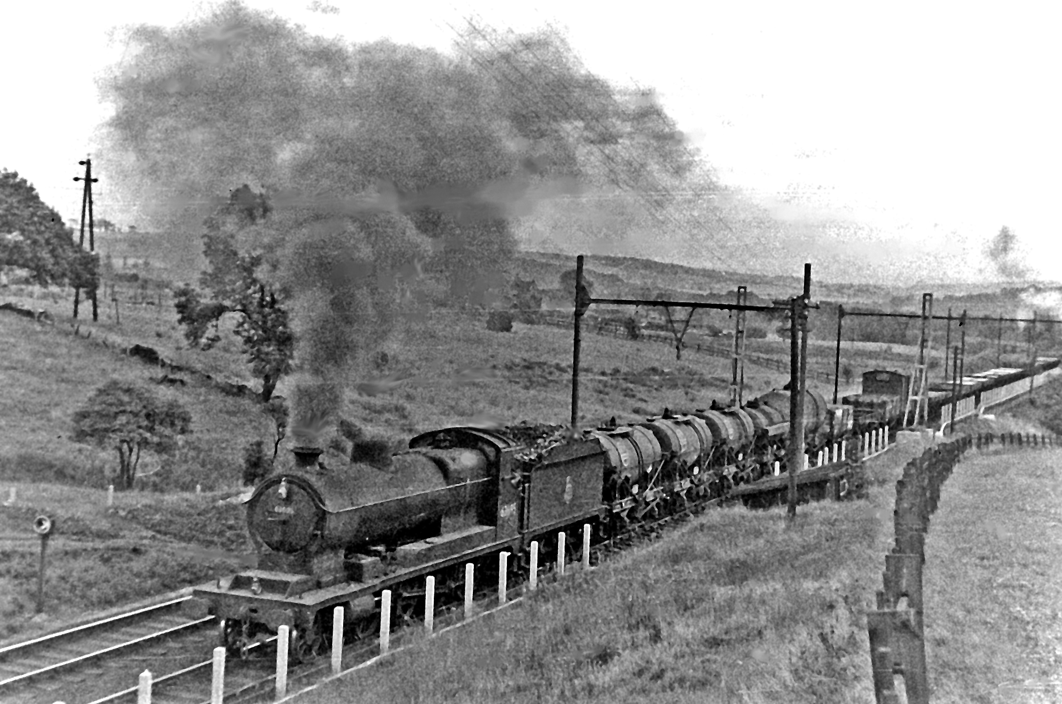 LNER P1 Mikado 2-8-2 - Gresley, Doncaster Works | British Rail ...