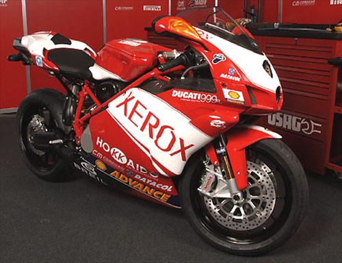 Ducati 999R Xerox Sport Edition