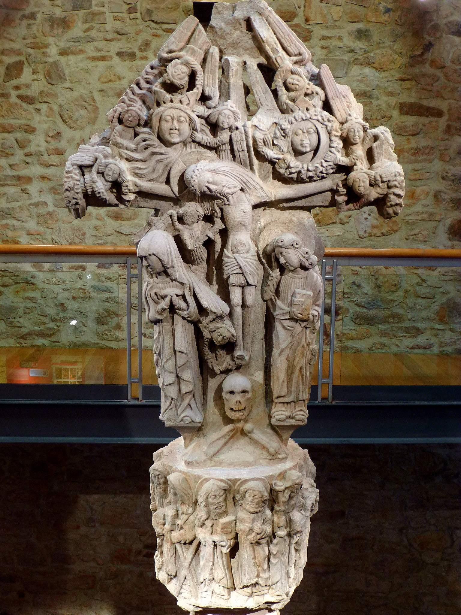 File:Durango - Museo Kurutzesantu (antigua Ernita de la Vera Cruz ...