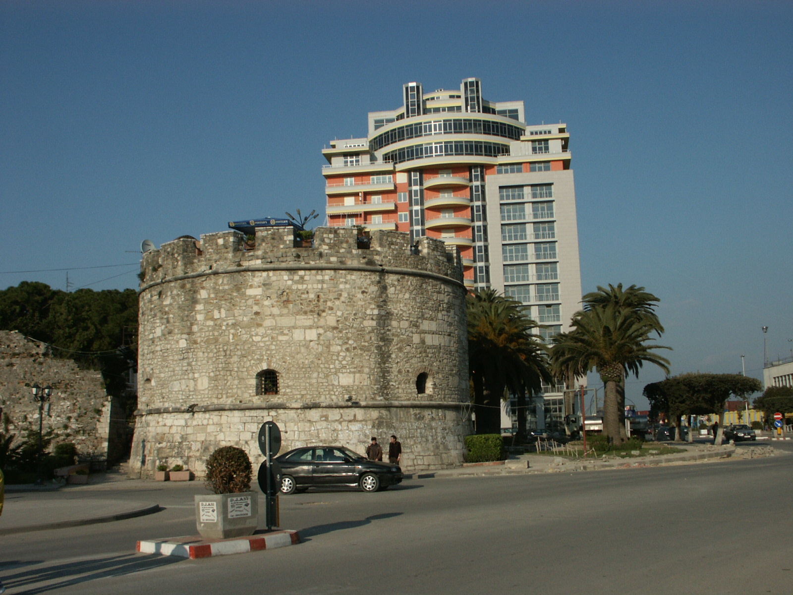 Durres Albania  city photo : Bestand:Durrës Albania 5 Wikipedia